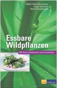 GB 2-01 _ Fleischhauer - Guthmann - Spiegelberger _ Essbare Wildpflanzen